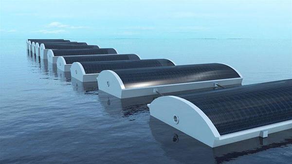 طراحی آب شیرین کن خورشیدی